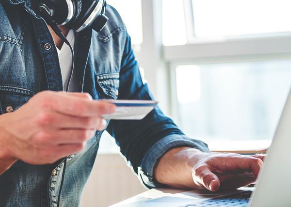 pagando online